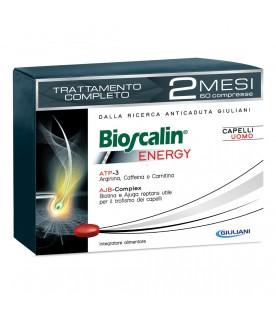Bioscalin Energy 60 Compresse Anticaduta Uomo