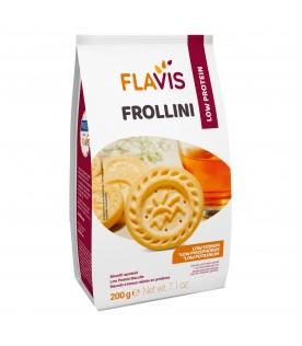 Mevalia Flavis Frollini Aproteici 200g