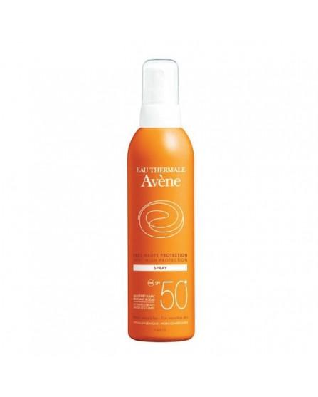 AVENE Solare Spray Protezione Alta Spf50+ 200ml