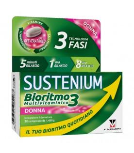Sustenium Bioritmo3 Donna 30 Compresse