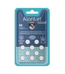 ALONTAN Actilarv 10Compresse 0,5g
