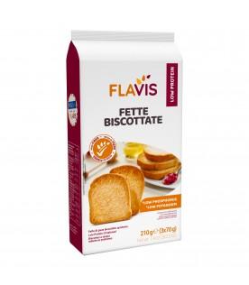 MEVALIA Flavis Fette Biscottate Aproteiche 300g