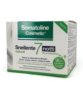 Somatoline Cosmetic Snellente Crema Corpo 7 Notti Natural 400 ml