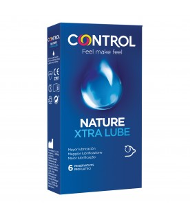 CONTROL*Nature Xtra Lube 6pz