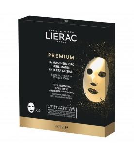 Lierac Premium Maschera Oro 4p