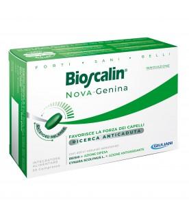 Bioscalin NovaGenina 30 Compresse - Integratore Contro La Caduta Dei Capelli