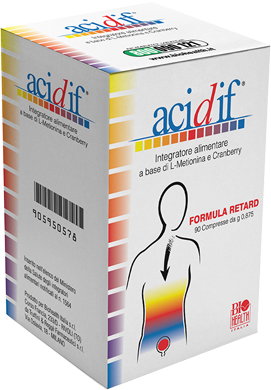 ACIDIF 90 Compresse