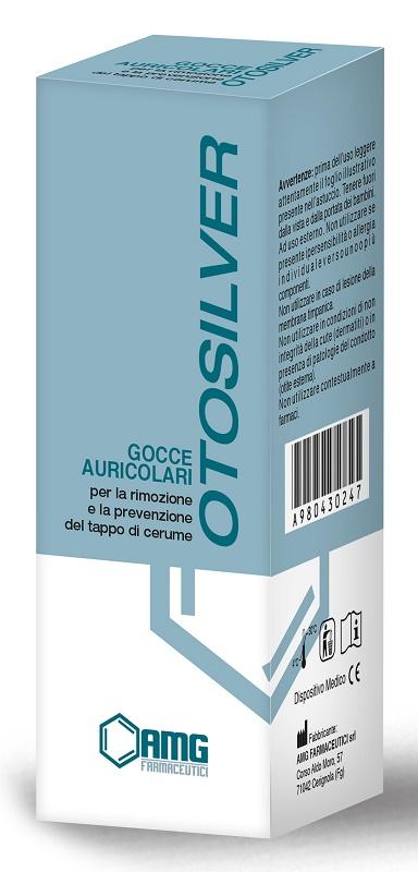 OTOSILVER Gtt Auricolari 20ml