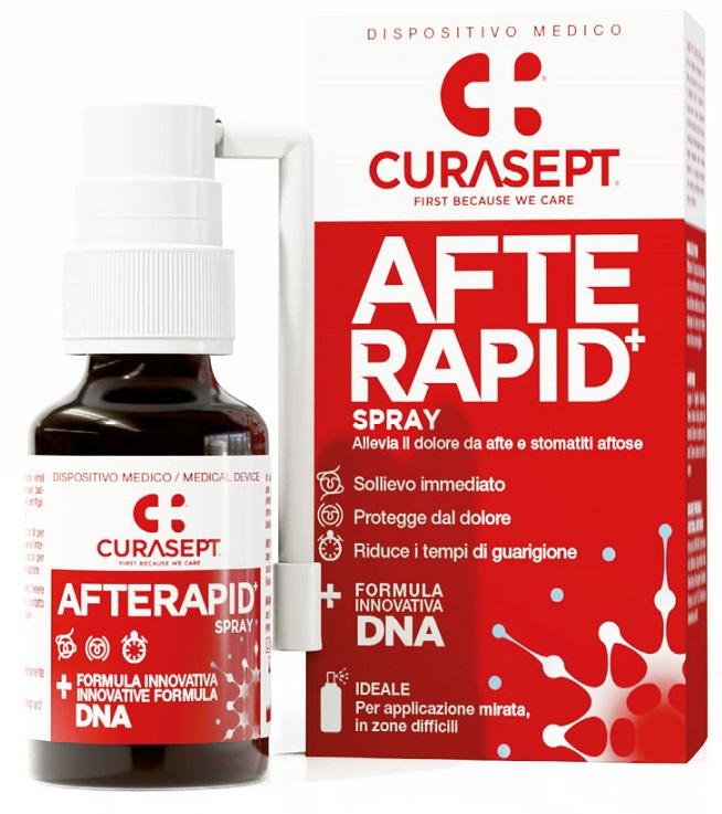 CURASEPT Spray Afte Rapid 10ml