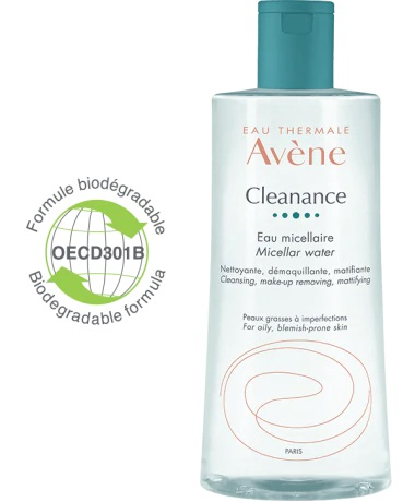 Avene Cleanance Acq Micell Nf
